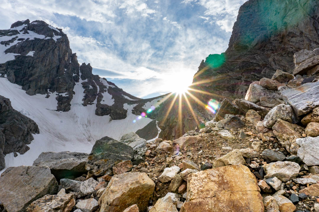 A 13,776-Foot Summit of The Mighty Grand Teton