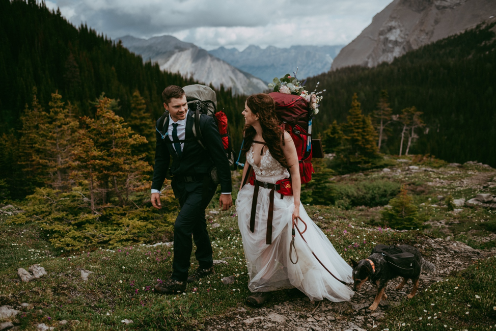 8 Considerations When Planning A Backpacking Elopement