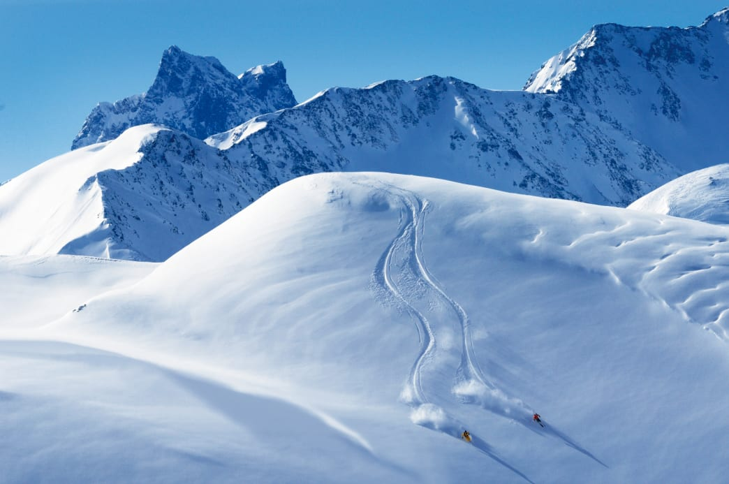 How to Get Started Backcountry Skiing