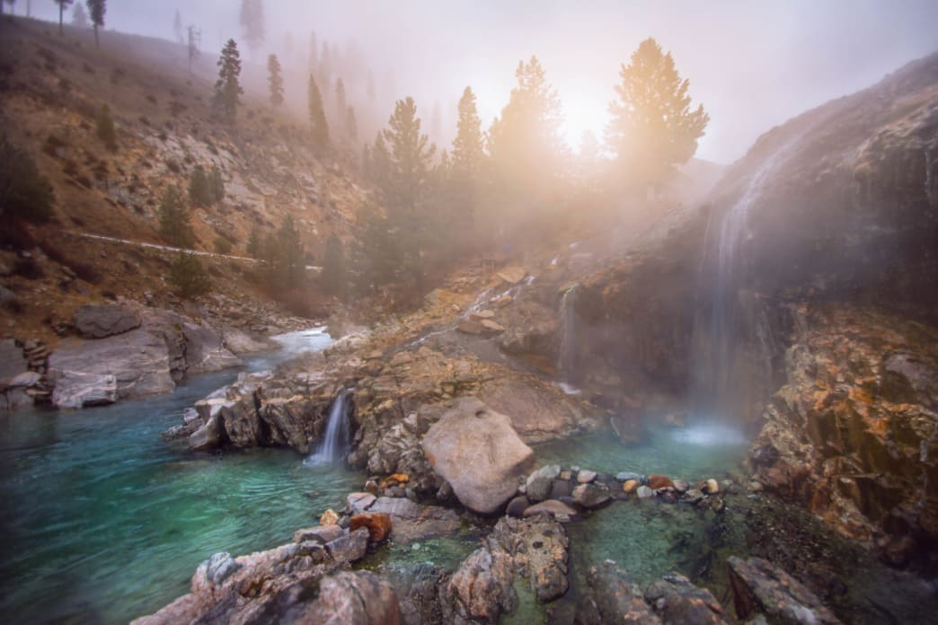 10 Must-Visit Hot Springs in the West